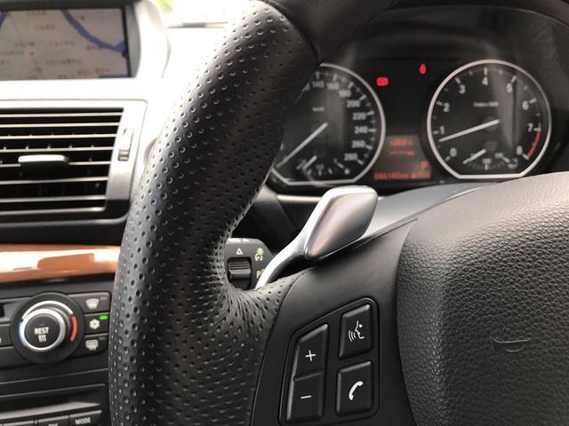 BMW BMW 135i Mスポーツ ツインターボ 黒本革シート 純正HDD