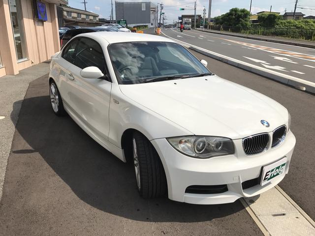 135i ターボ 黒本革シート 純正ナビ HID Pシート(6枚目)