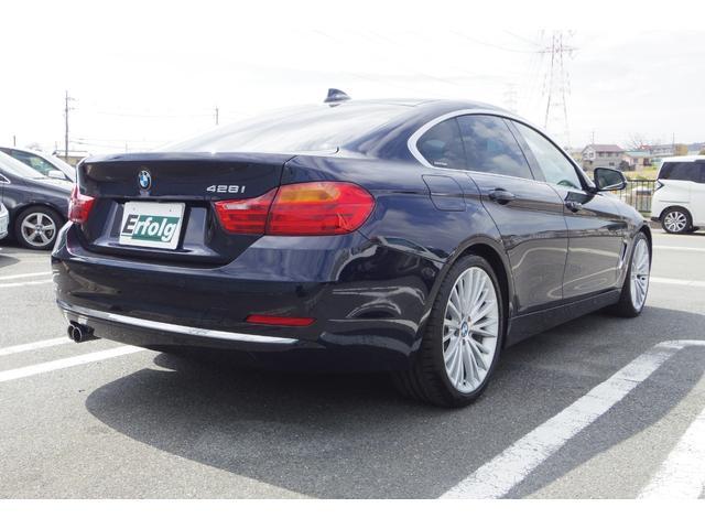 「BMW」「4シリーズ」「セダン」「京都府」の中古車4