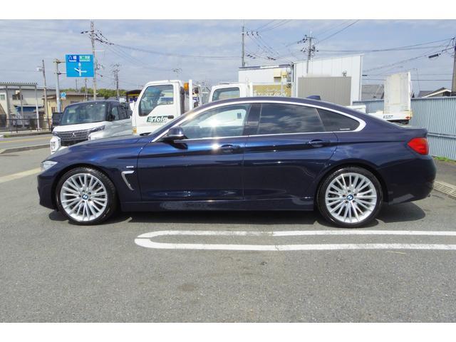 「BMW」「4シリーズ」「セダン」「京都府」の中古車7