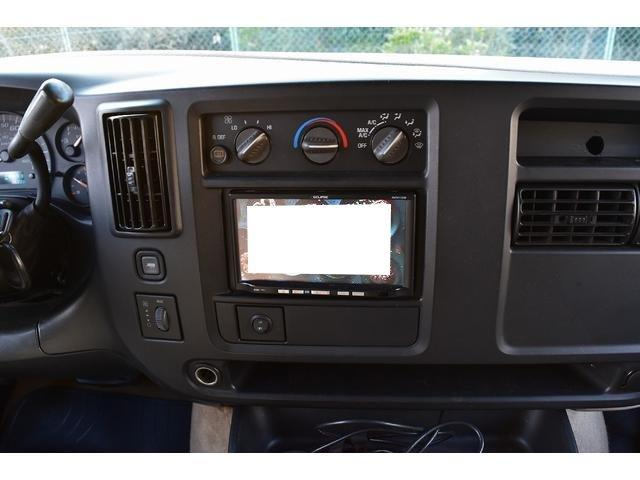 GMC GMC サバナ ハイルーフコンバージョン ナビTVバックカメラ