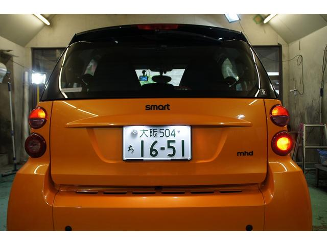 エディション ナイトオレンジクーペ mhd150台限定モデル(12枚目)