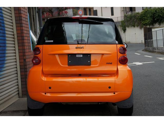 エディション ナイトオレンジクーペ mhd150台限定モデル(13枚目)