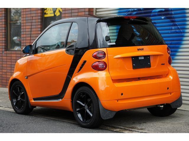エディション ナイトオレンジクーペ mhd150台限定モデル(14枚目)