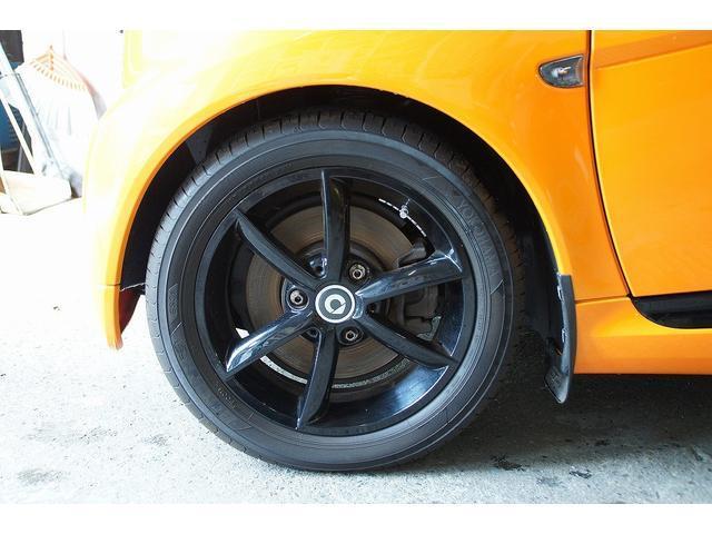 エディション ナイトオレンジクーペ mhd150台限定モデル(20枚目)