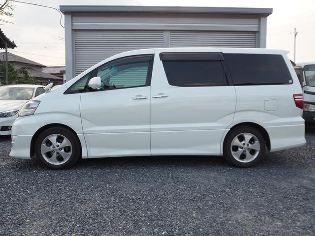 「トヨタ」「アルファードV」「ミニバン・ワンボックス」「滋賀県」の中古車9