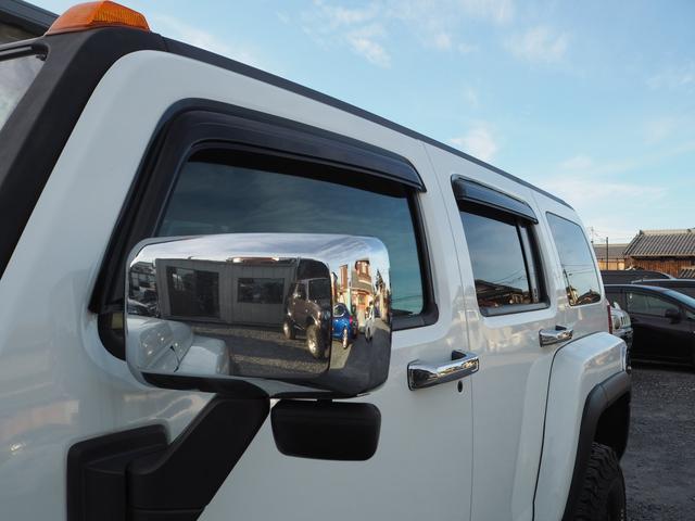 「ハマー」「ハマー H3」「SUV・クロカン」「滋賀県」の中古車53