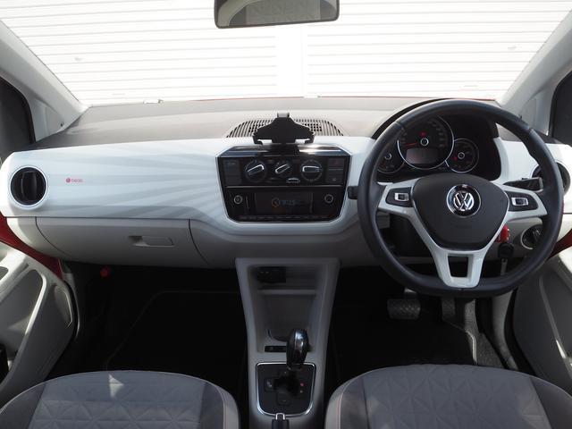 「フォルクスワーゲン」「VW アップ!」「コンパクトカー」「滋賀県」の中古車11