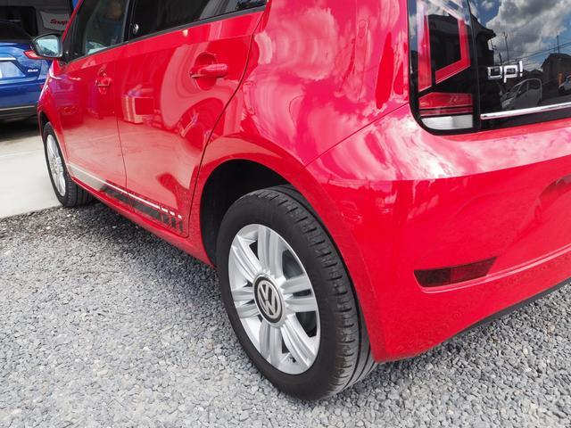 「フォルクスワーゲン」「VW アップ!」「コンパクトカー」「滋賀県」の中古車73