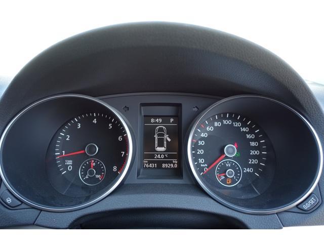 TSIコンフォートラインプレミアムエディション 社外ナビ フルセグTV キーレス2本 オートエアコン HIDライト オートライト(13枚目)