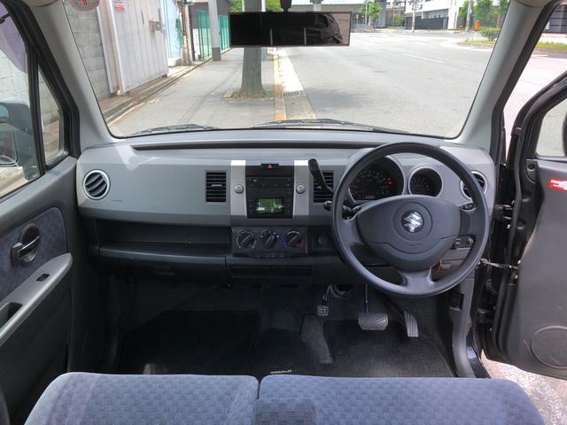 スズキ ワゴンR FX キーレス フルフラット コラムオートマ CD 軽自動車