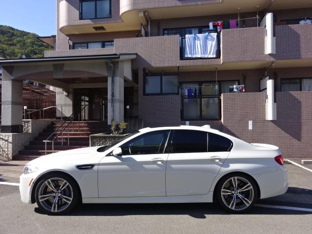 「BMW」「BMW M5」「セダン」「京都府」の中古車4