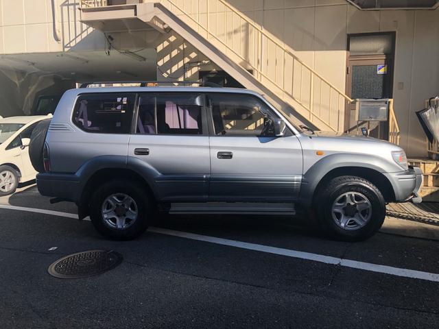 「トヨタ」「ランドクルーザープラド」「SUV・クロカン」「京都府」の中古車4