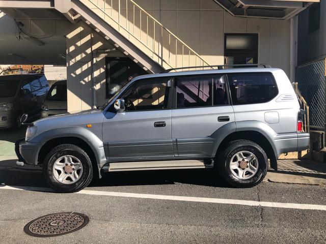「トヨタ」「ランドクルーザープラド」「SUV・クロカン」「京都府」の中古車5