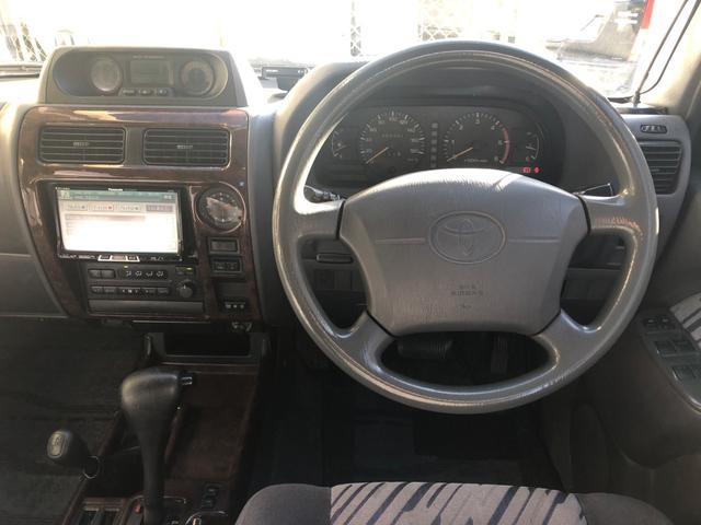 「トヨタ」「ランドクルーザープラド」「SUV・クロカン」「京都府」の中古車13