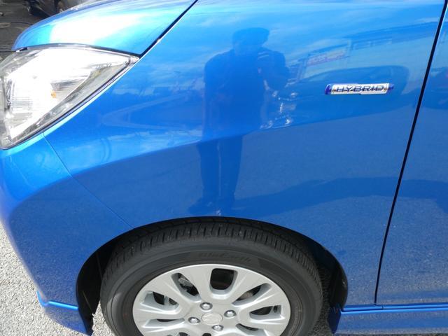 ハイブリッドMZ 両側電動スライドドア シートヒーター HIDヘッドライト 踏み間違い防止 全方位カメラ スマートキー 登録済未使用車 アダプティブクルーズ コーナーセンサー オートライト ステアリングスイッチ(13枚目)
