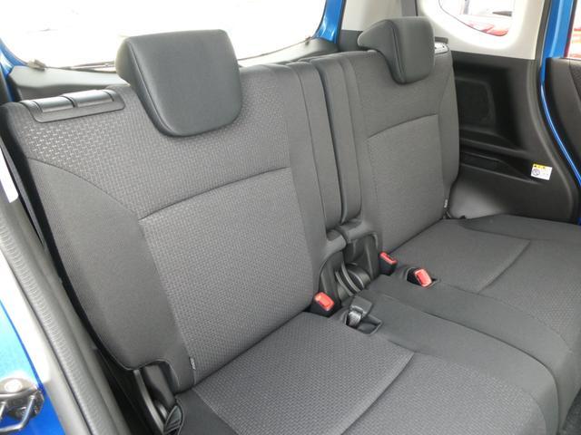 ハイブリッドMZ 両側電動スライドドア シートヒーター HIDヘッドライト 踏み間違い防止 全方位カメラ スマートキー 登録済未使用車 アダプティブクルーズ コーナーセンサー オートライト ステアリングスイッチ(27枚目)
