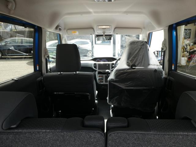 ハイブリッドMZ 両側電動スライドドア シートヒーター HIDヘッドライト 踏み間違い防止 全方位カメラ スマートキー 登録済未使用車 アダプティブクルーズ コーナーセンサー オートライト ステアリングスイッチ(32枚目)