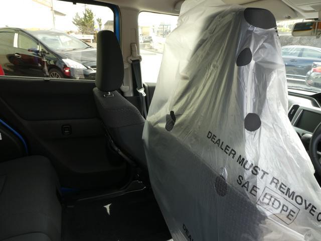 ハイブリッドMZ 両側電動スライドドア シートヒーター HIDヘッドライト 踏み間違い防止 全方位カメラ スマートキー 登録済未使用車 アダプティブクルーズ コーナーセンサー オートライト ステアリングスイッチ(43枚目)