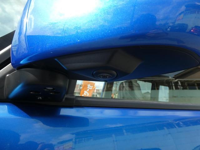 ハイブリッドMZ 両側電動スライドドア シートヒーター HIDヘッドライト 踏み間違い防止 全方位カメラ スマートキー 登録済未使用車 アダプティブクルーズ コーナーセンサー オートライト ステアリングスイッチ(71枚目)