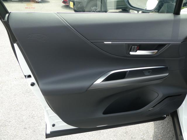 Z 登録済未使用車 純正ナビ Bluetooth接続 JBL ETC2.0 前後ドラレコ 前席パワーシート 衝突軽減ブレーキ 車線逸脱警報 アダプティブクルーズ キーフリー パワーバックドア LED(20枚目)