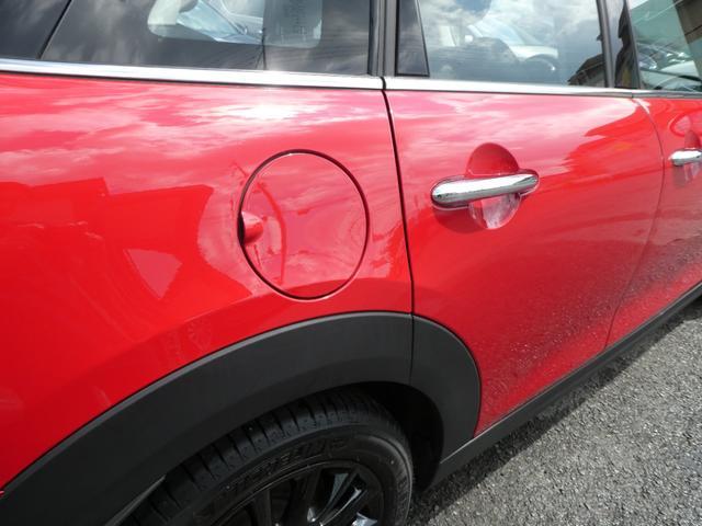 クーパー ペッパーPKG ストリートスタイル ユニオンジャックデザインLEDテール ナビゲーションPKG ドライビングアシスト 前席シートヒーター 衝突軽減ブレーキ キーフリー Bluetooth 禁煙車(34枚目)