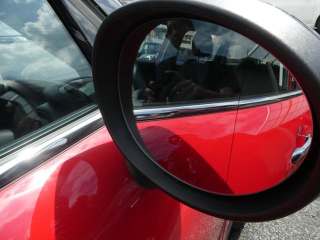クーパー ペッパーPKG ストリートスタイル ユニオンジャックデザインLEDテール ナビゲーションPKG ドライビングアシスト 前席シートヒーター 衝突軽減ブレーキ キーフリー Bluetooth 禁煙車(37枚目)