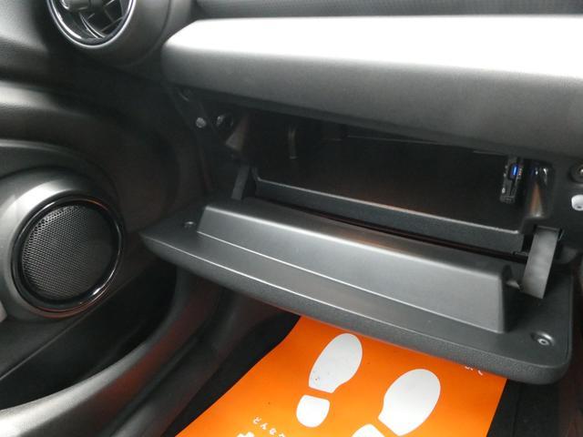 クーパー ペッパーPKG ストリートスタイル ユニオンジャックデザインLEDテール ナビゲーションPKG ドライビングアシスト 前席シートヒーター 衝突軽減ブレーキ キーフリー Bluetooth 禁煙車(49枚目)