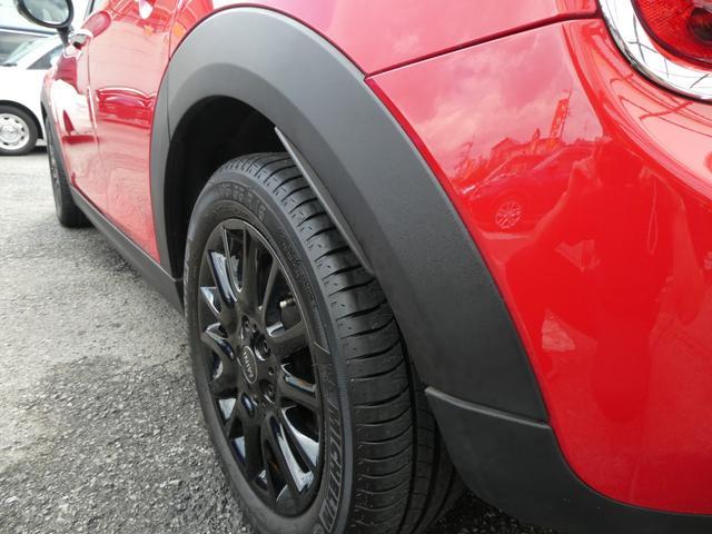 クーパー ペッパーPKG ストリートスタイル ユニオンジャックデザインLEDテール ナビゲーションPKG ドライビングアシスト 前席シートヒーター 衝突軽減ブレーキ キーフリー Bluetooth 禁煙車(68枚目)