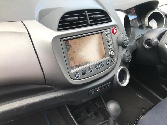 ホンダ フィット L ハイウェイエディション HDDナビ ETC バックカメラ