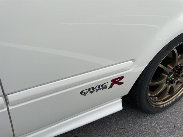 タイプR X スプーンキャリパー タイベル交換済み 禁煙車(33枚目)