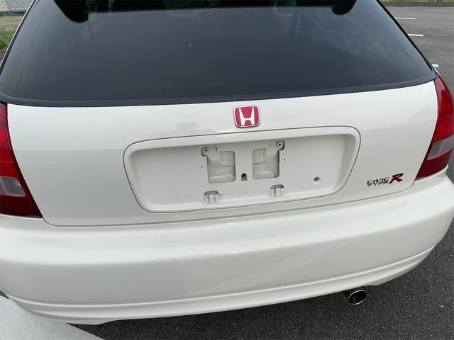 タイプR X スプーンキャリパー タイベル交換済み 禁煙車(40枚目)