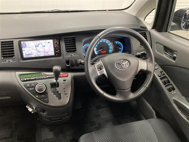 プラタナリミテッド ワンセグ HDDナビ DVD再生 ミュージックプレイヤー接続可 バックカメラ ETC 両側電動スライド HIDヘッドライト ウオークスルー 乗車定員7人 3列シート ワンオーナー(5枚目)