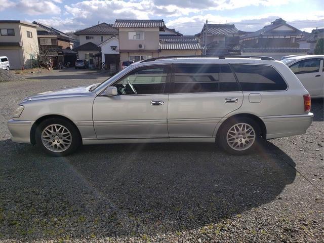 「トヨタ」「クラウンエステート」「ステーションワゴン」「京都府」の中古車8
