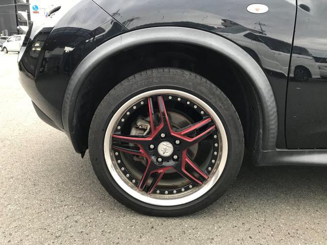 「日産」「ジューク」「SUV・クロカン」「京都府」の中古車9