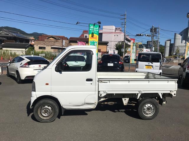 「スズキ」「キャリイトラック」「トラック」「京都府」の中古車5