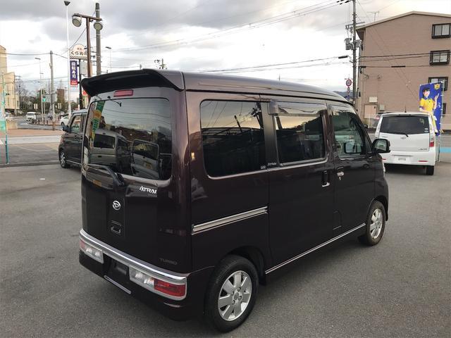 「ダイハツ」「アトレーワゴン」「コンパクトカー」「京都府」の中古車6