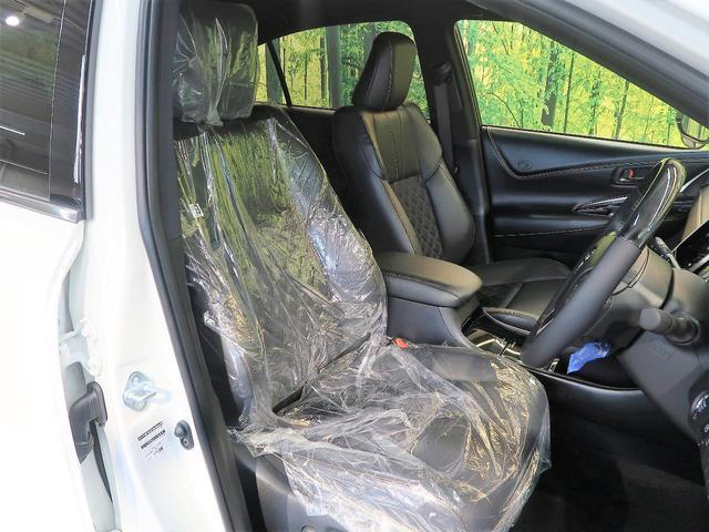 トヨタ ハリアー プレミアム 新車 ムーンルーフ セーフティセンス LED
