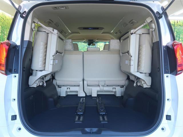 後席を格納すると、こんなに広いラゲッジスペースに早変わり♪たくさん荷物を乗せてドライブしましょう!!