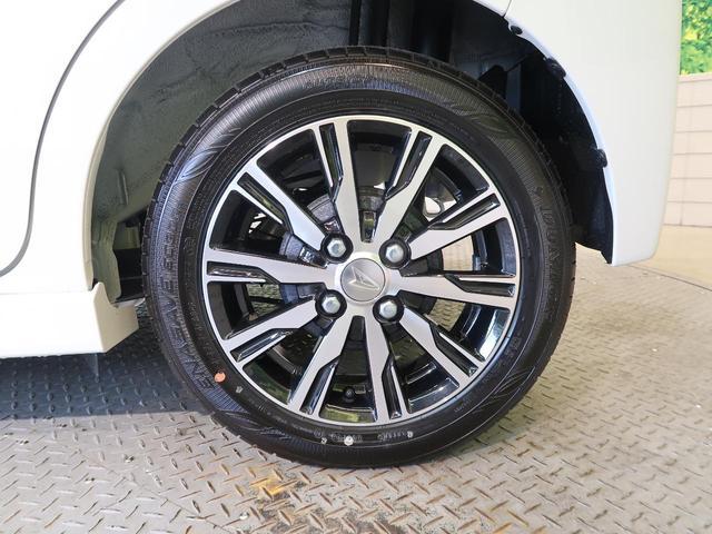 カスタム XリミテッドII SAIII パノラマモニター シートヒーター スマートアシストIII コーナーセンサー  スマートキー LEDヘッド オートハイビーム オートエアコン スマートキー(33枚目)