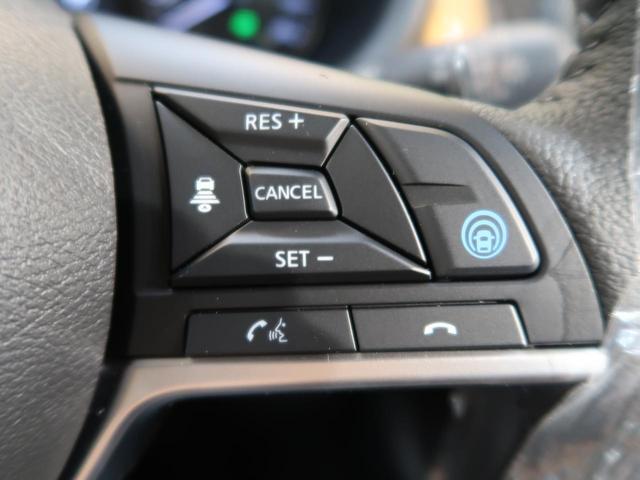 X ツートーンインテリアエディション 禁煙車 登録済未使用車 衝突軽減システム プロパイロット アラウンドビューモニター 前席シートヒーター コーナーセンサー SOSコール ブレーキホールド ステアリングヒーター インテリキー LED(8枚目)