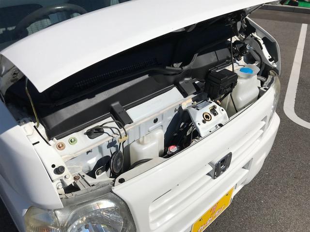 ホンダ アクティトラック SDX 平床ボディ 三方開 エアバック エアコン