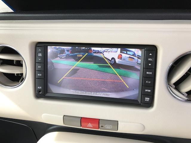 ダイハツ ミラココア ココアプラスG 4WD SDナビ TV バックカメラ