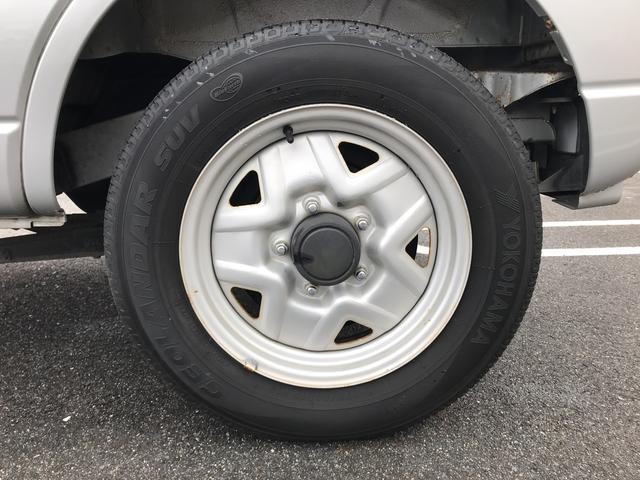 XG 4WD AT車 キーレス CDオーディオ 背面タイヤ(16枚目)
