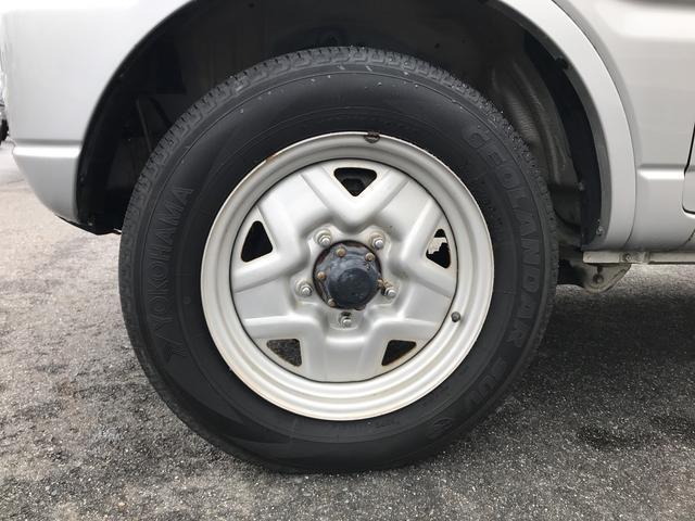 XG 4WD AT車 キーレス CDオーディオ 背面タイヤ(17枚目)