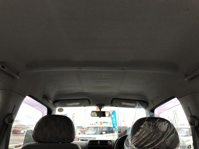 XG 4WD AT車 キーレス CDオーディオ 背面タイヤ(21枚目)