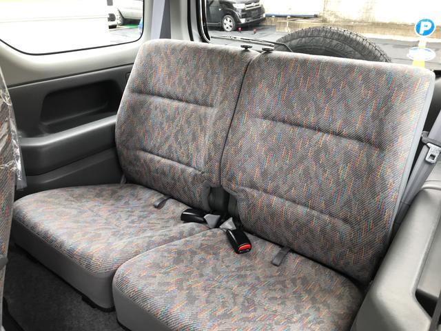XG 4WD AT車 キーレス CDオーディオ 背面タイヤ(24枚目)