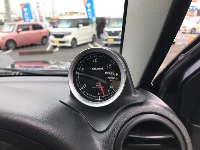 XG 4WD 5MT リフトアップ 社外16AW・マフラー(11枚目)