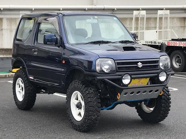 XG 4WD 5MT リフトアップ 社外16AW・マフラー(15枚目)