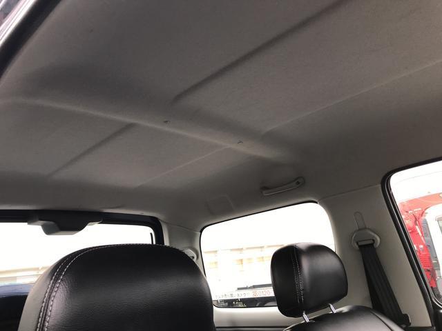 XG 4WD 5MT リフトアップ 社外16AW・マフラー(26枚目)